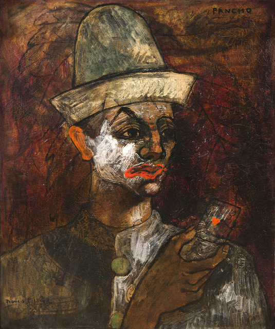 Francis Picabia, 'Pancho', ca. 1934, HELENE BAILLY GALLERY