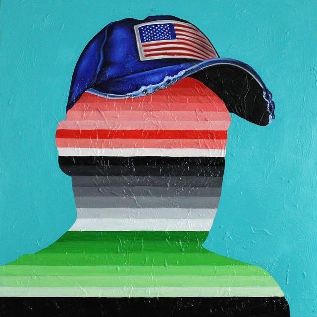 , 'American Mexican,' 2018, Dab Art