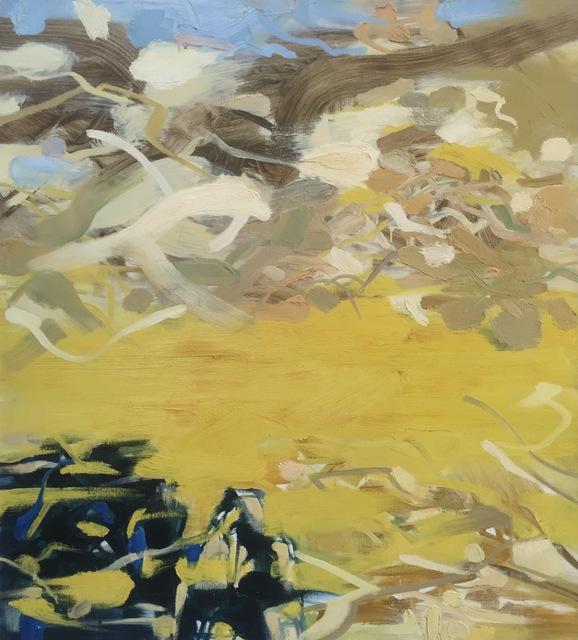 , 'Yellow Mountain IX,' 2012, PARKVIEW ART Hong Kong