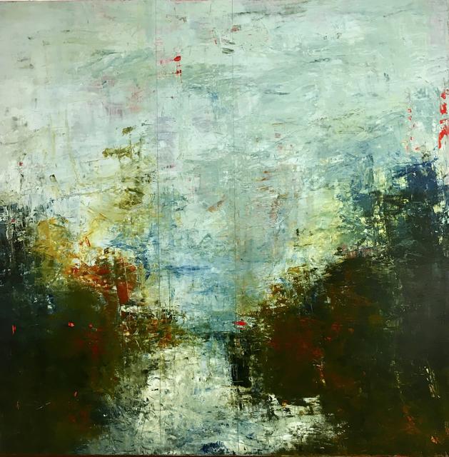 , 'Chalk Sound,' ca. 2018, SmithKlein Gallery