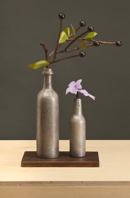 David Kimball Anderson, 'Gray Bottles', 2013, Bellas Artes Gallery