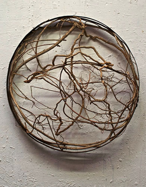 , 'Untitled (Vines in Hoop),' , The Lionheart Gallery