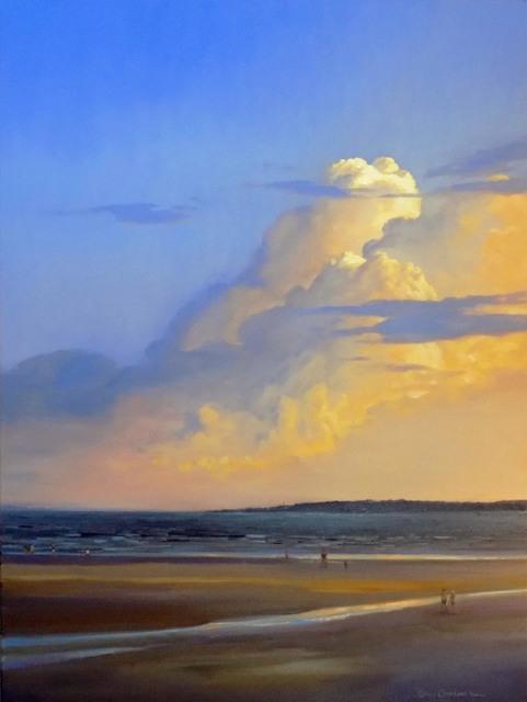 , 'Island Sky II,' 2018, Anderson Fine Art Gallery