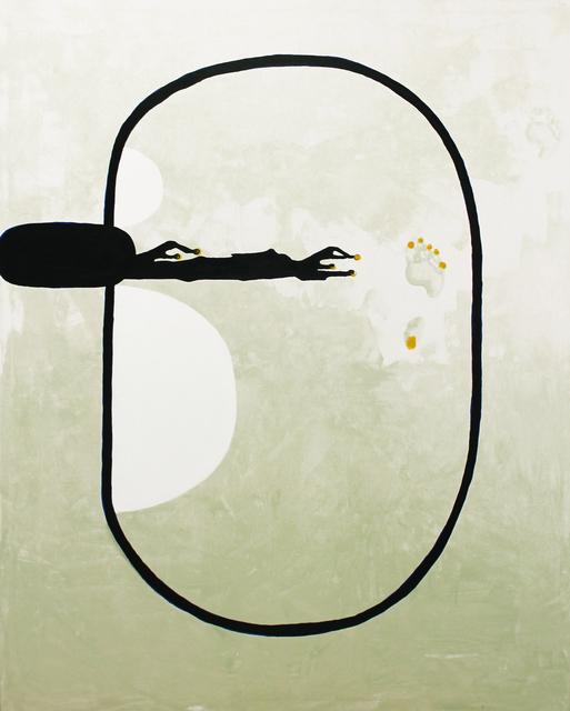 , 'Tantra Study 2,' 2013, Gagné Contemporary