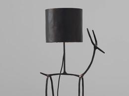 Atelier Van Lieshout, 'Deer Lamp', 2017, Design/Decorative Art, Bronze, Carpenters Workshop Gallery
