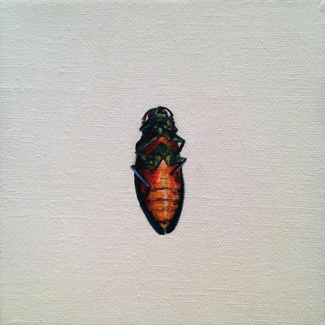 , 'Beetle,' 2016, BoxHeart