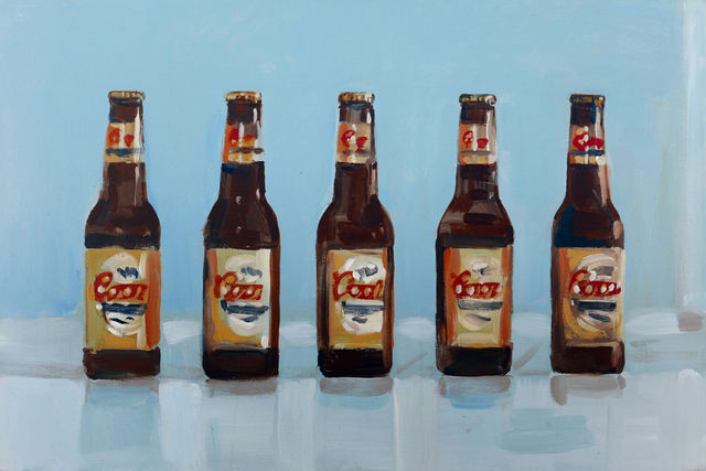 , 'Two Six Packs (Non-Alcoholic),' 2011, Heller Gallery