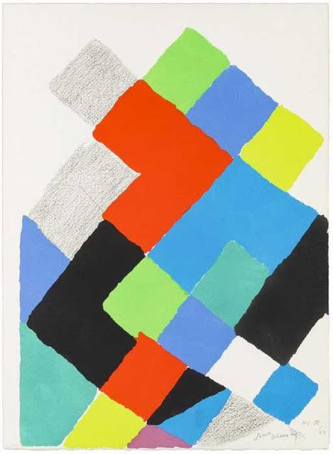 , 'Untitled [Arthur Rimbaud, Les Illuminations] ,' 1973, Dellasposa