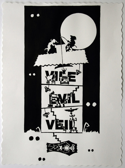 Roee Rosen, 'Live and Die as Eva Braun #72', 2012, Rosenfeld Gallery