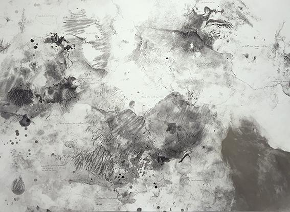 , 'Cartas De Viagem X,' 2016, Galeria Eduardo Fernandes