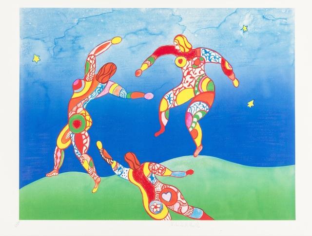 Niki de Saint Phalle, 'La Danse', 1993, Forum Auctions