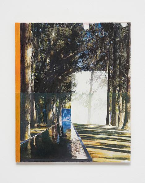 , 'La arboleda,' 2011, Galeria Luisa Strina