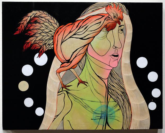 , 'Rooster Bride,' 2013-2014, ANNO DOMINI