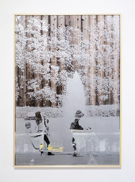 , 'Woods,' 2018, Taku Sometani Gallery