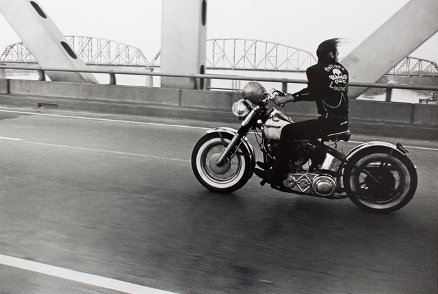 , 'Crossing the Ohio River, from The Bikeriders, 1966,' 1966, Michael Hoppen Gallery
