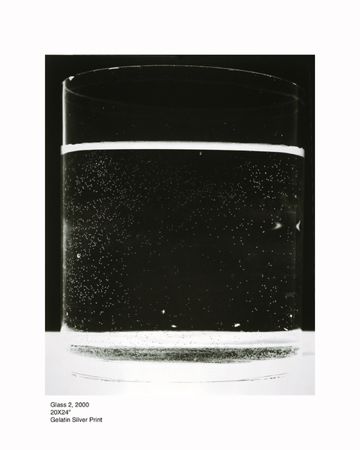 Amanda Means, 'Water Glass 2', 2000, Ricco/Maresca Gallery