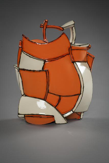 , 'Orange Pocket,' 2018, Eutectic Gallery