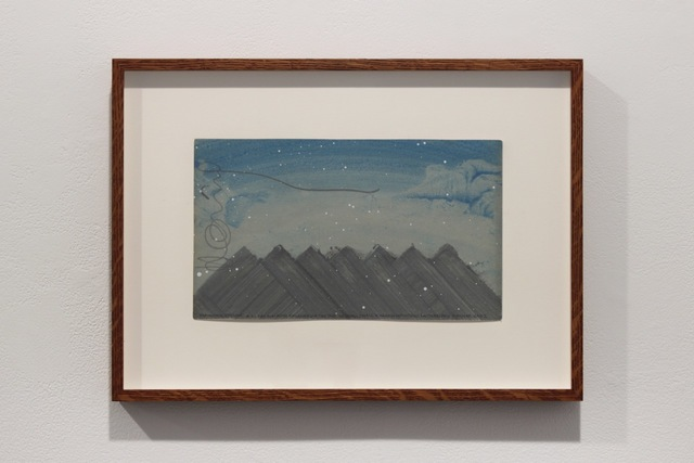 , 'MOUNTAIN SKYLINE: A 21 DAY WALKING JOURNEY VIA THE TOPS OF SEVEN SMALL ENGADIN MOUNTAINS SWITZERLAND SUMMER ,' 2007, Josée Bienvenu