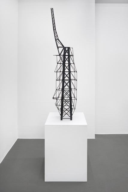 , 'Lady Liberty's Bones (Material for a Procession),' 2009, Galerie Mehdi Chouakri