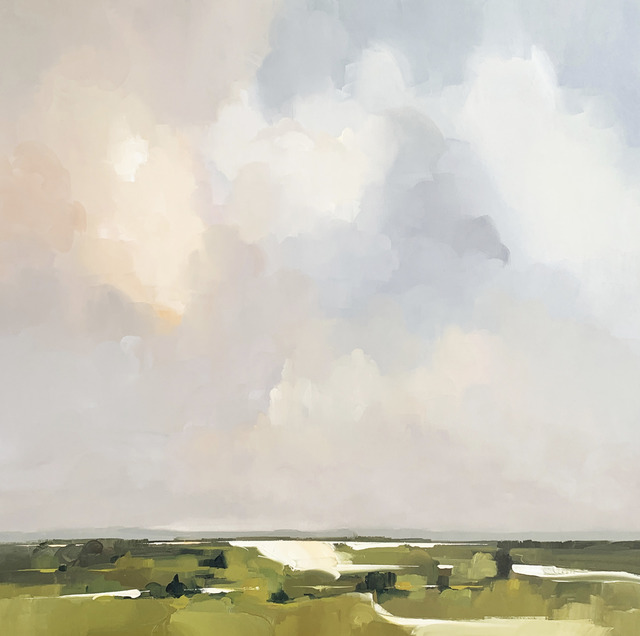 , 'Across the Marsh,' 2019, Dimmitt Contemporary Art