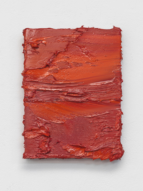 , 'Untitled (Cadmium Red/ Coral Orange) ,' 2017, Mimmo Scognamiglio / Placido