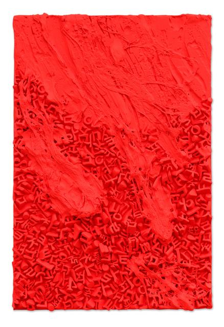 , 'Letter 17065,' 2017, Galerie NOEJ