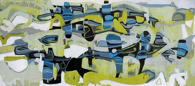 , 'Stephens Passage,' 2017, Eisenhauer Gallery