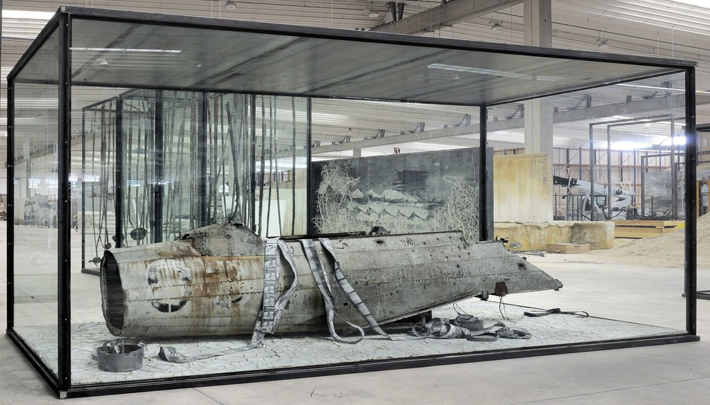 Anselm Kiefer, Merkaba, 2010