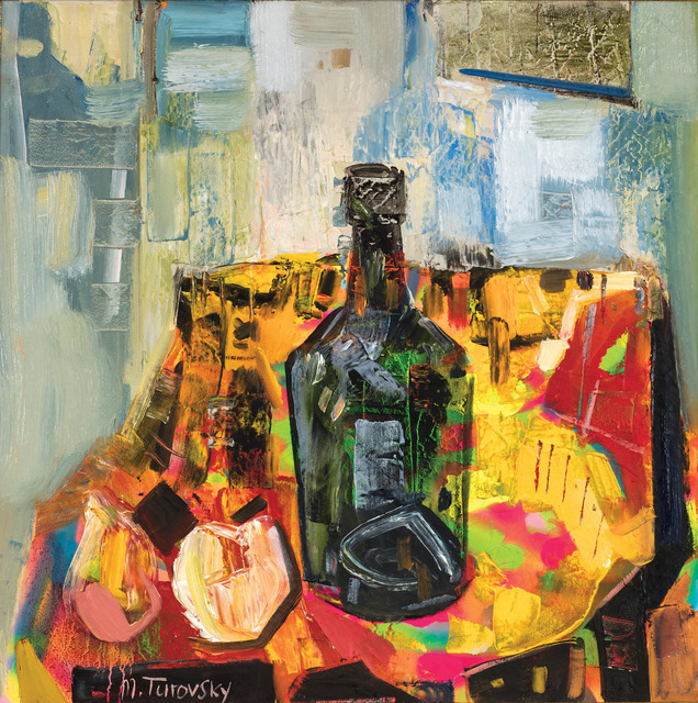 , 'Still Life with Bottle,' ca. 2015, Vail International Gallery