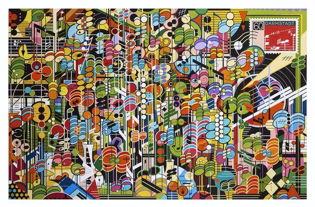, 'Miss flower 密思-弗劳娃,' 2016, Galerie Dumonteil