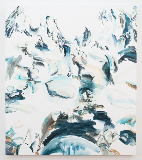 Elisa Johns, 'Bear Lakes Basin', 2017, Morgan Lehman Gallery