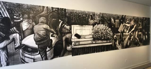 , 'Ferguson to Baltimore,' 2015, Long Gallery Harlem