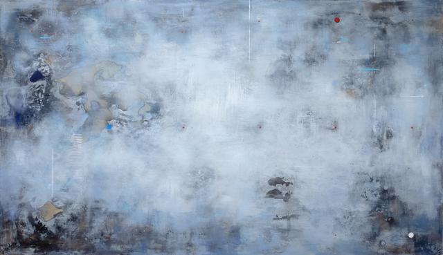 , 'Liquid Sky (deep blue),' 2018, Turner Carroll Gallery