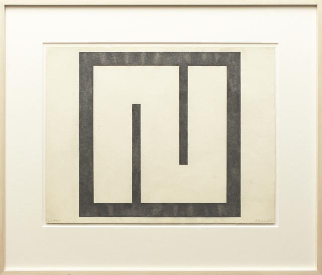 , 'Untitled, 5-XII, Dec-16-17-1977,' 1977, Galerija Gregor Podnar