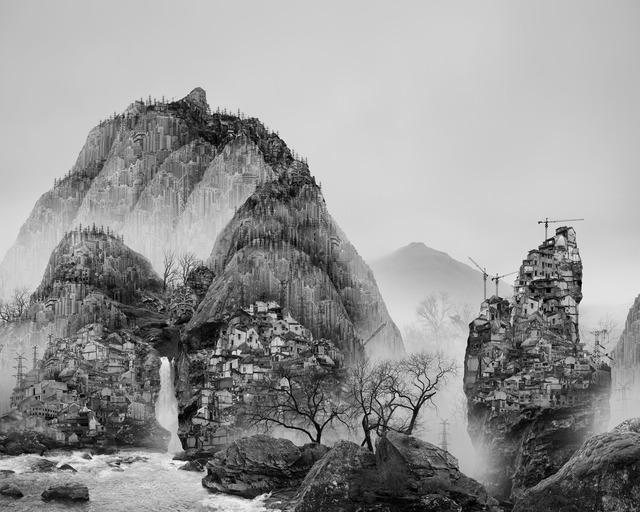 , '太古蜃市 - 泉 Time Immemorial - The Spring,' 2016, Matthew Liu Fine Arts