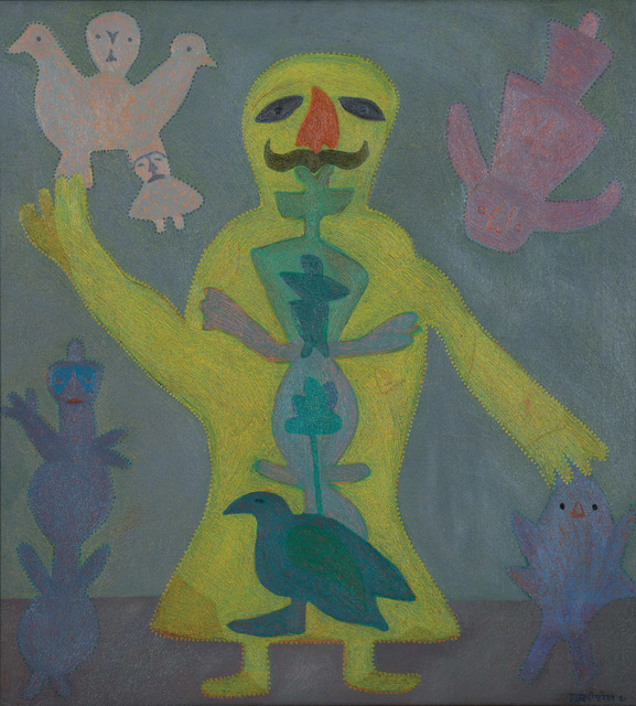 , 'King of the Puppet ,' 1980, DAG