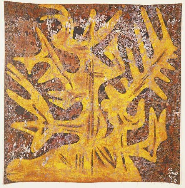 , 'Urhirsch,' 1992, ARTCO Gallery