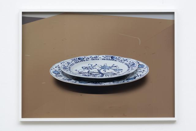 , 'Zwei Teller,' 2009, Klemm's