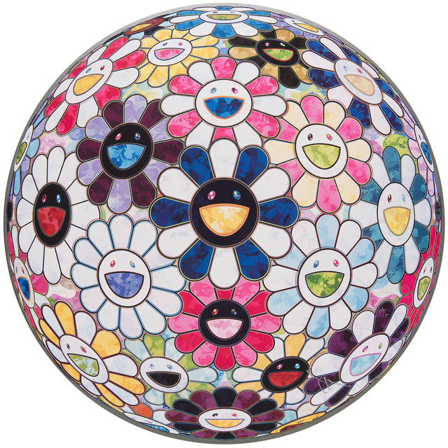 Takashi Murakami, 'Right There the Breath of the Human Heart', 2013, Galerie Raphael