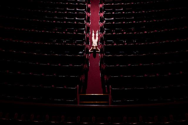 , 'L´allée, Opera de Paris,' 2014, Ira Stehmann Fine Art Photography