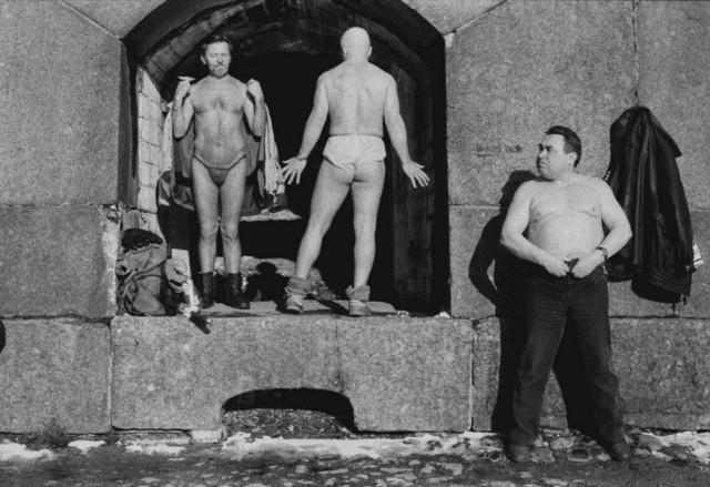 , 'Sunbathers III,' 1998, Inda Gallery