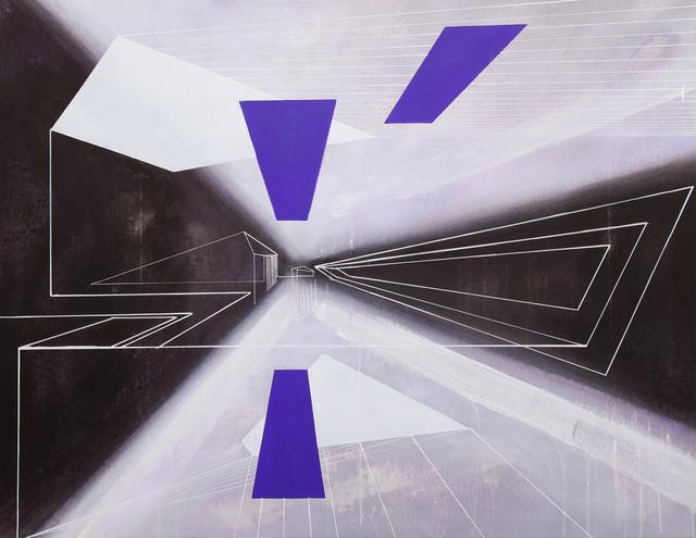 , 'Three steps forward ,' 2018, Galleria Quadrifoglio