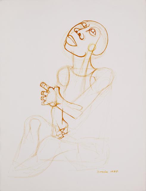 , 'Untitled (figure),' 1985, Johans Borman Fine Art