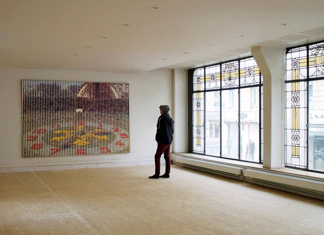 , '2.35 pm,' 1970, Galerie Hervé Bize