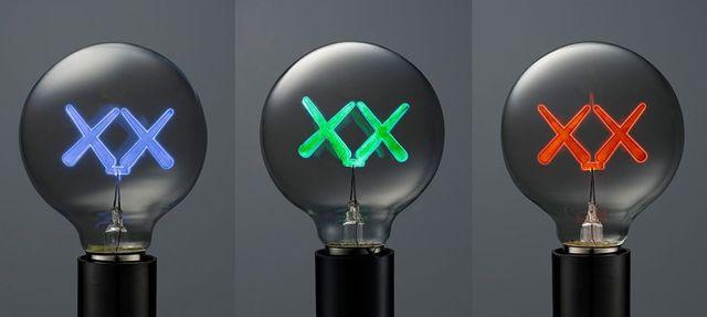 KAWS, 'Lightbulbs for the Standard Hotel (Set of 3)', 2011, Curator Style