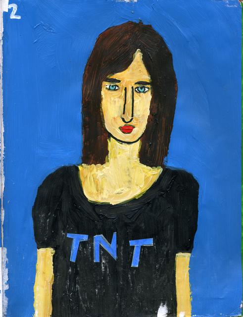 Frode Felipe Schjelderup, 'TNT', 2016, Sæter Jørgensen Contemporary
