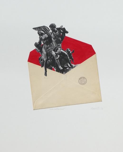 , 'Love Letter,' 2018, Wally Workman Gallery