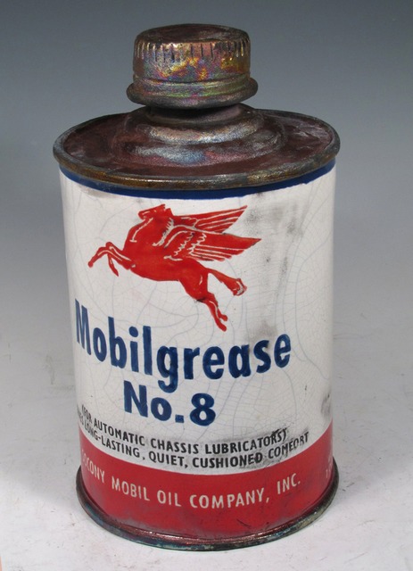 , 'Mobil Grease Tin,' , Winfield Gallery
