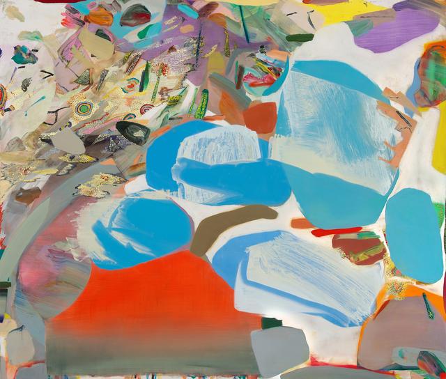 , 'Wishful Building,' 2015, Asya Geisberg Gallery