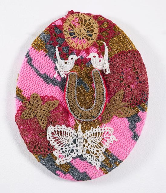 , 'Horseshoe No.1,' 2013, Jonathan LeVine Projects
